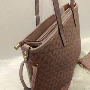 Women's 2 pc Handbag set